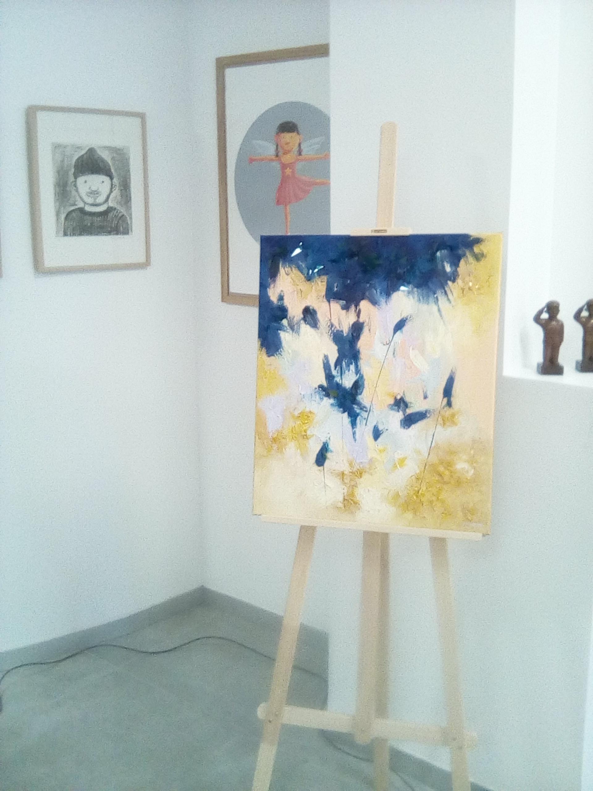 Galerie ASIEMUT intérieur