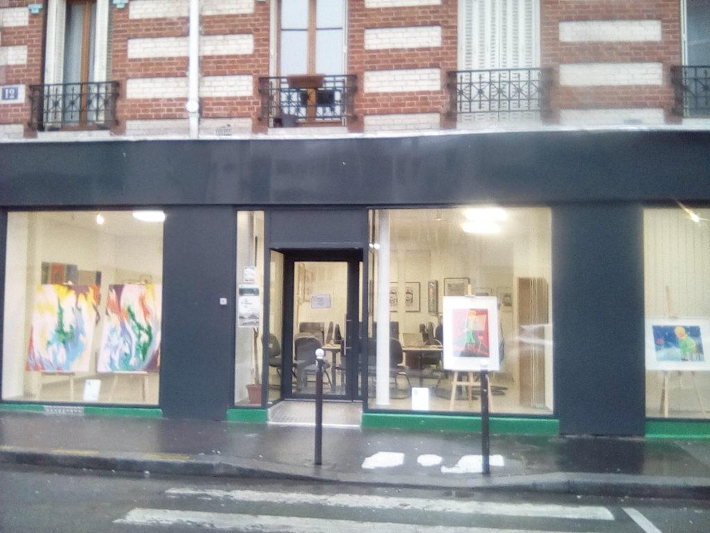 Galerie ASIEMUT extérieur